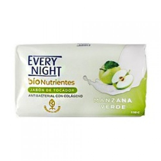 JABON EVERY NIGHT 110GR BIONU MANZANA V