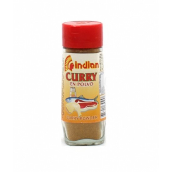 CURRY EN POLVO INDIAN 45GR