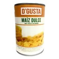 MAIZ DULCE EN GRANOS D GUSTA  425 G